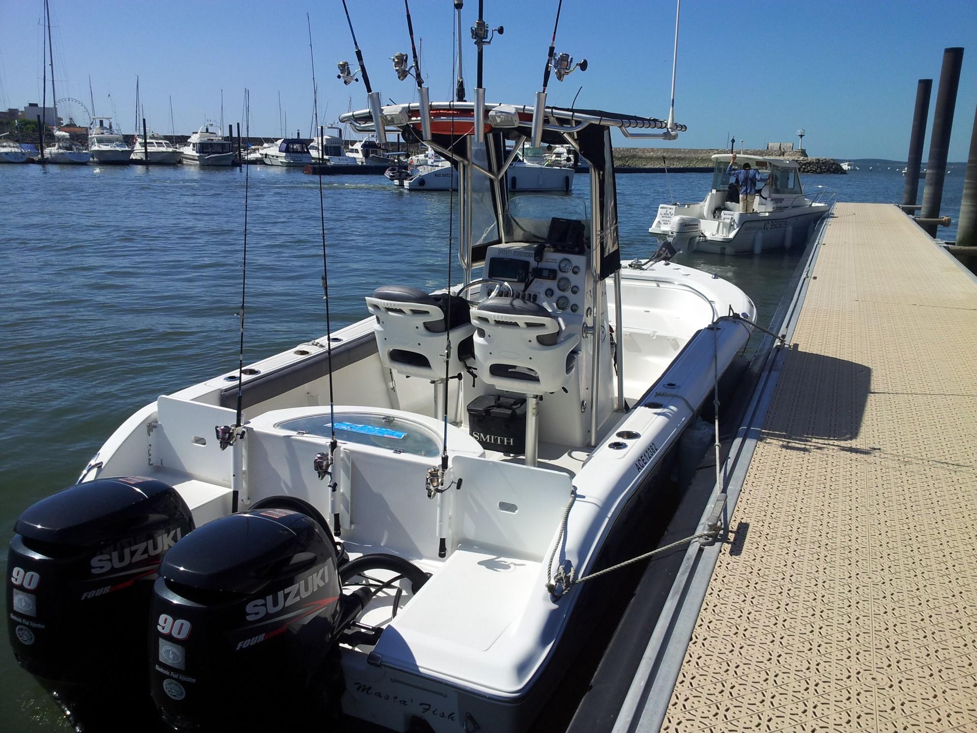 bateau de peche arcachon le mastafish jeremy dupin